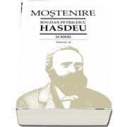Scrieri. Volumul 12 - Etimologicum Magnum Romaniae. B. P. Hasdeu - Editie ingrijita si studiu introductiv de Grigore Brancus