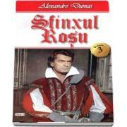 Sfinxul Rosu, volumul III de Alexandre Dumas