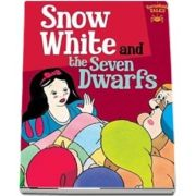 Snow White and the Seven Dwarfs de Tarantula Tales (Editie in limba engleza)
