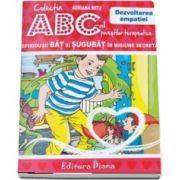 Adriana Mitu, Spiridusii Bat si Sugubat in misiune secreta - Dezvoltarea empatiei - Colectia ABC-ul povestilor terapeutice