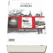 Trilogia Zilele fiintei de Doru Munteanu (Set 3 volume)