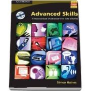 Advanced Skills Book and Audio CD Pack de Simon Haines
