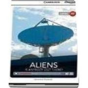 Aliens - Is Anybody Out There? Low Intermediate Book with Online Access - Is Anybody Out There? - Low Intermediate, Book, Online Access (Genevieve Kocienda)