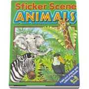 Animals - Sticker Scene