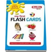 Berlitz Language: My First Flash Cards