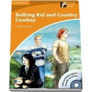 Bullring Kid and Country Cowboy. Level 4 Intermediate (Book with CD-ROM and Audio CD Pack) de Louise Clover
