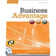 Business Advantage. Advanced Personal Study (Book with Audio CD) de Marjorie Rosenberg