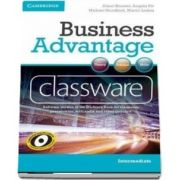 Business Advantage. Intermediate Classware DVD-ROM