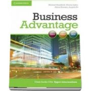 Business Advantage. Upper-intermediate Audio CDs