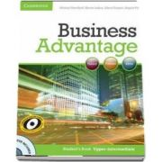 Business Advantage. Upper-intermediate Student's Book with DVD