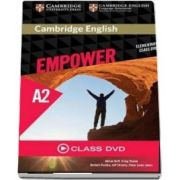 Cambridge English Empower Elementary Class DVD A2