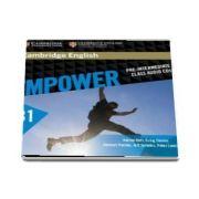 Cambridge English Empower Pre-intermediate Class Audio CD