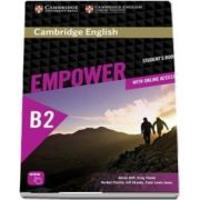 Cambridge English Empower Upper Intermediate Student's Book (Online Assessment and Practice, and Online Workbook)