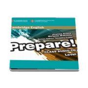 Cambridge English Prepare! Level 2 Class Audio CD