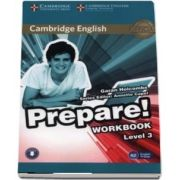 Cambridge English Prepare! Level 3 Workbook with Audio - Garan Holcombe