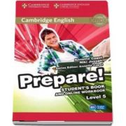 Cambridge English Prepare! Level 5 Student's Book and Online Workbook