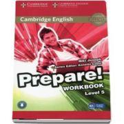 Cambridge English Prepare! Level 5 Workbook with Audio - Niki Joseph