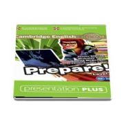 Cambridge English Prepare! Level 6 Presentation Plus DVD-Rom (James Styring)