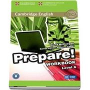 Cambridge English Prepare! Level 6 Workbook with Audio: Cambridge English Prepare! Level 6 Workbook with Audio Level 6 (David McKeegan)