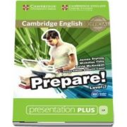 Cambridge English Prepare! Level 7 Presentation Plus (DVD-ROM)