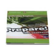 Cambridge English Prepare! Test Generator Level 6 CD-ROM (Sue Elliott)