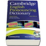 Cambridge English Pronouncing Dictionary with CD-ROM (Daniel Jones)