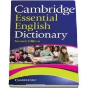 Cambridge Essential English Dictionary (Colin McIntosh)