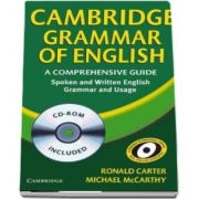 Cambridge Grammar of English Paperback with CD-ROM - A Comprehensive Guide