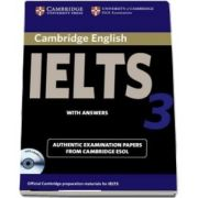 Cambridge IELTS 3 Self-study Pack - Examination Papers from the University of Cambridge Local Examinations Syndicate
