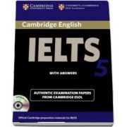 CAMBRIDGE IELTS 5 Self Study Pack Self Study Pack