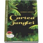 Cartea junglei de Rudyard Kipling (Cartile elevului smart, lectura pentru clasele I-VIII)