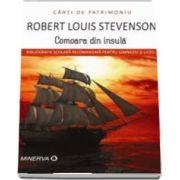 Comoara din insula de Robert louis Stevenson - Colectia Carti de Patrimoniu