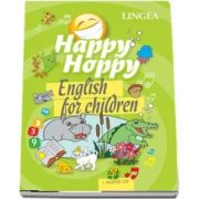 Happy Hoppy English for children (Contine CD Audio)