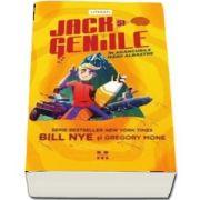 Jack si Geniile - In adancurile marii albastre - Bill Nye