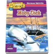 Moby Dick de Herman Melville - Colectia Moby Dick