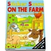 On the Farm de Sticker Scene
