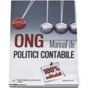 ONG - Manual de politici contabile (Format CD)