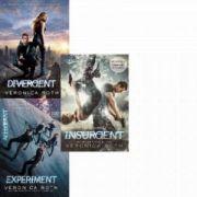 Pachet Seria Divergent (3 volume): Divergent. Insurgent. Experiment