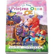 Printesa Ozma din Oz de Frank Lyman Baum