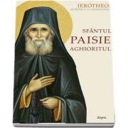 Sfantul Paisie Aghioritul - Ierotheos, Mitropolit al Nafpaktosului