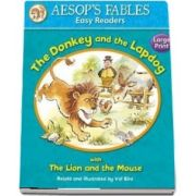 The Lion and the Mouse: with The Donkey and the Lapdog (Aesop's Fables Easy Readers)
