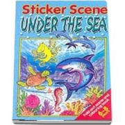 Under the Sea de Sticker Scene