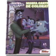 Vampirina - Marea carte de colorat