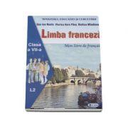 Limba franceza manual pentru clasa a VII-a (Dan Ion Nasta)