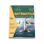Matematica. Manual - profil M2, pentru clasa a XII-a