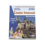 Limba franceza manual pentru clasa a VIII-a (Dan Ion Nasta)