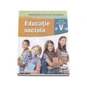 Educatie sociala, manual pentru clasa a V-a de Olga Paraiala (Contine si editia digitala)