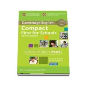 Compact First for Schools Presentation Plus (DVD-ROM) - Laura Matthews and Barbara Thomas