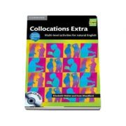 Collocations Extra Book with CD-ROM - Multi-level Activities for Natural English (Elizabeth Walter)