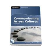 Communicating Across Cultures Student's Book with Audio CD - Bob Dignen